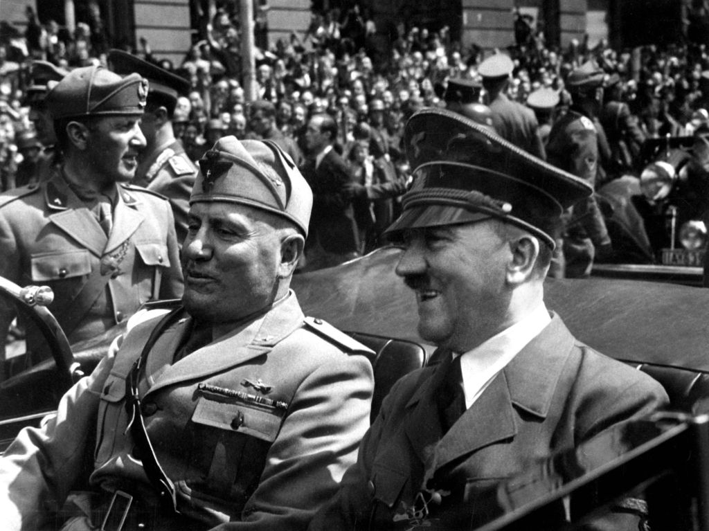 Biografija: Mussolini, fašistični diktator z izjemno karizmo