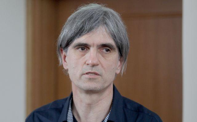 Simon Horvat,avtor raziskave o genu za vitkost,Ljubljana Slovenija 15.06.2016 [portret]