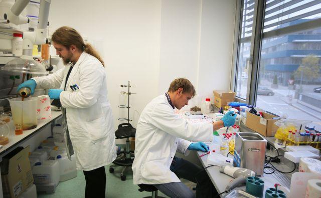 Podjetje Acies Bio 20.11.2015 Ljubljana Slovenija [Acies Bio,raziskovanje,laboratoriji,Ljubljana,Slovenija]