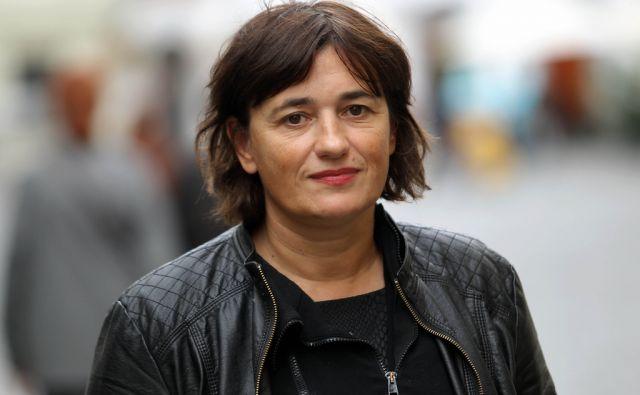 Nataša Sukič,kandidatka za županjo,Ljubljana Slovenija 22.09..2014