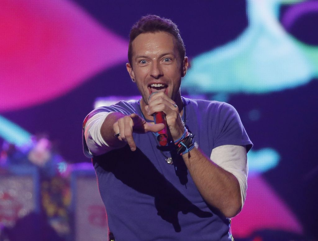 »Zelo mi je žal, ampak Coldplay so res kul«
