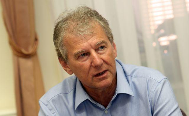 Slovenija, Maribor, 17.8.2011 - KRACUN Davorin, novi predsednik nadzornega sveta predsednik uprave Poste Slovenije  foto:Tadej Regent/Delo