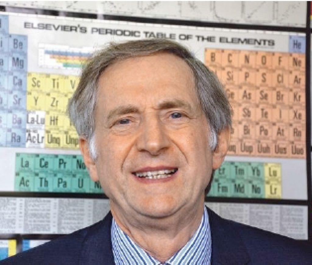O kemijskih elementih, pomembnih za življenje
