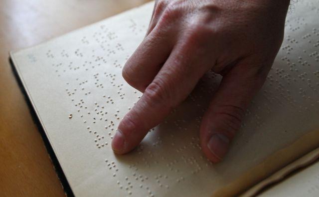 Knjižnica slepih in slabovidnih v Ljubljani 03.junija 2013