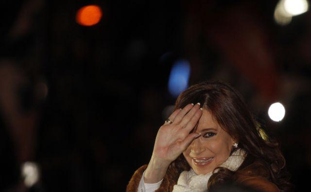 ARGENTINA-CRISTINA KIRCHNER