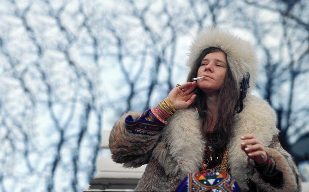 Dokumentirano: Janis Joplin: Otožno dekle (2015)