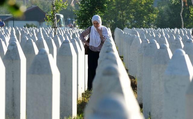 TOPSHOT-BOSNIA-WARCRIMES-SREBRENICA-ANNIVERSARY