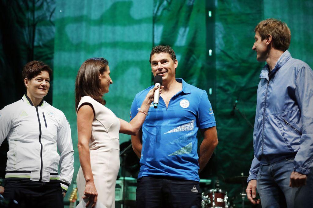 Vasilij Žbogar bo slovenski zastavonoša v Riu