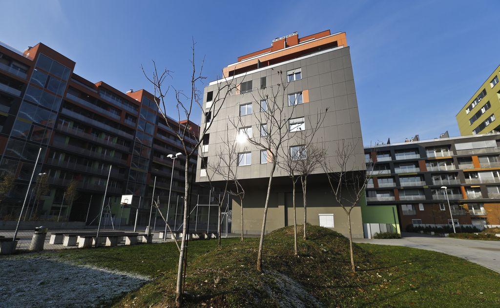 DUTB jeseni v prodajo stanovanj v Celovških dvorih