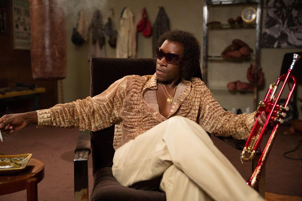 Film Miles Davis: Predrznost v fikciji in resničnosti