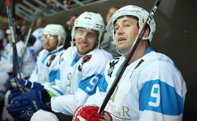 Tomaž Razingar, hokej