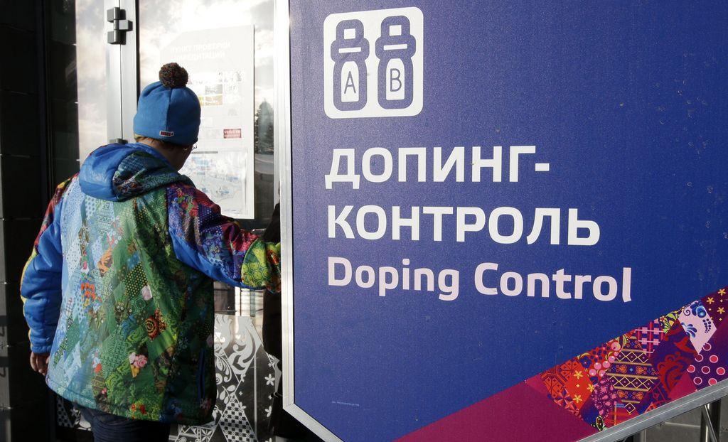 Ruske oblasti podpirale doping v Sočiju, WADA s pobudo o izključitvi