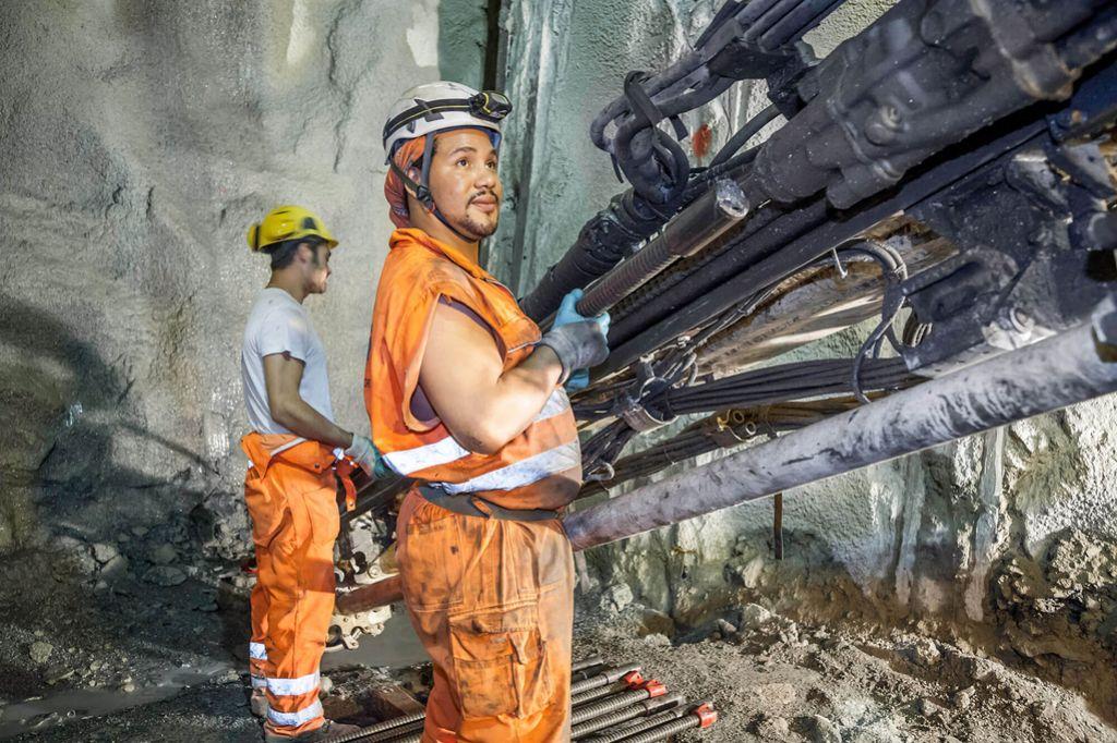 Največje podzemno gradbišče v Evropi