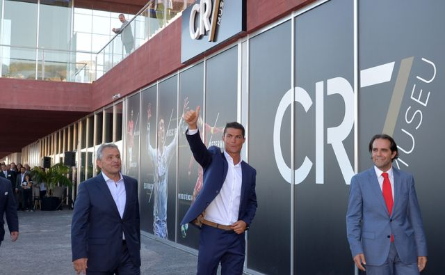 PORTUGAL-FBL-TOURISM-PESTANA-CR7