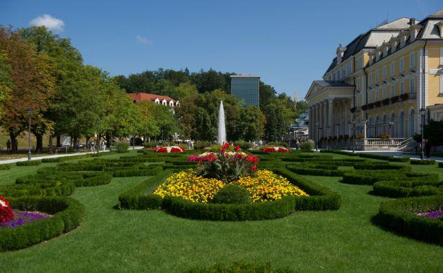 Zdraviliški park Rogaška Slatina