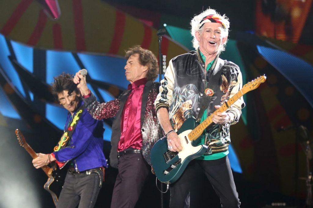 Rolling Stonesi v treh dneh do novega albuma