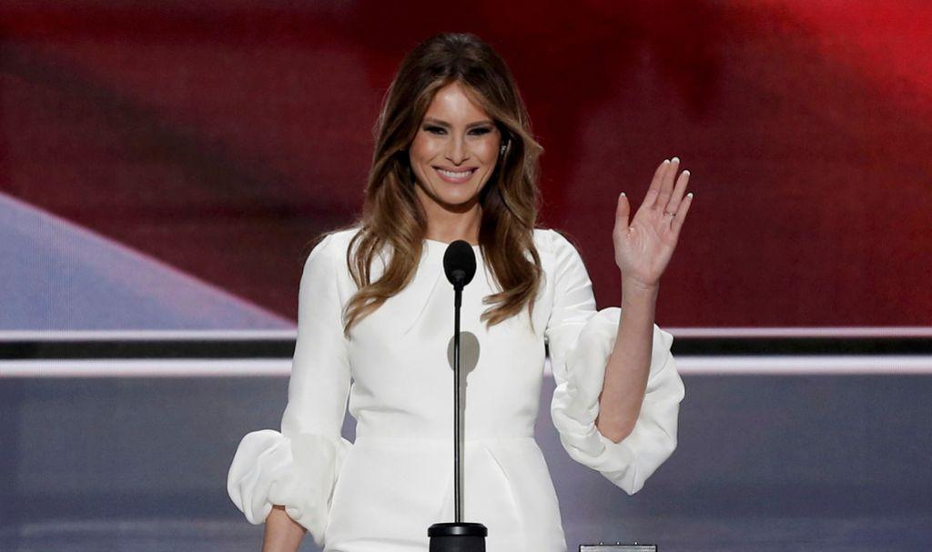 Melania Trump − prva na tujem rojena prva dama ZDA po letu 1829