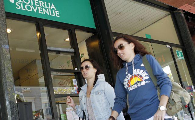 Loterija Slovenije 24. september 2013