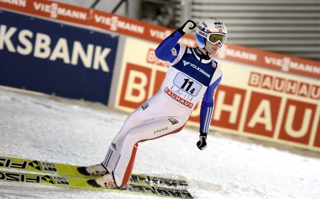 Lanskemu skakalnemu svetovnemu prvaku zmanjkalo motivacije