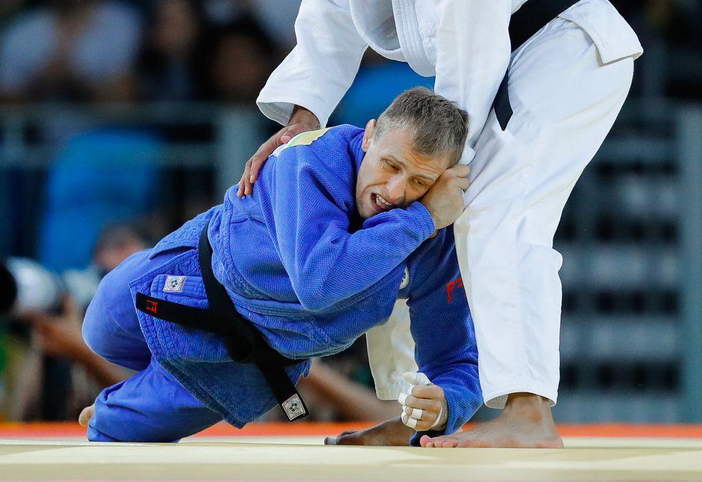 Hiter konec olimpijskih sanj za Roka Drakšiča
