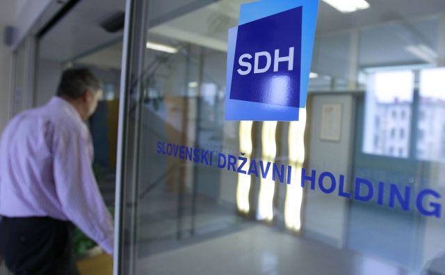 SDH v Ljubljani, 8. decembra 2015 [SDH,Ljubljana,Slovenski državni holding]