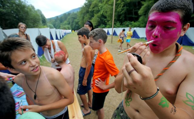 Mavrični tabor Žuženberk 22.7.2016 [tabor,otroci]