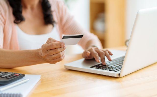 shutterstock spletno nakupovanje