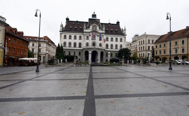 Univerza v Ljubljani 4. novembra 2013.