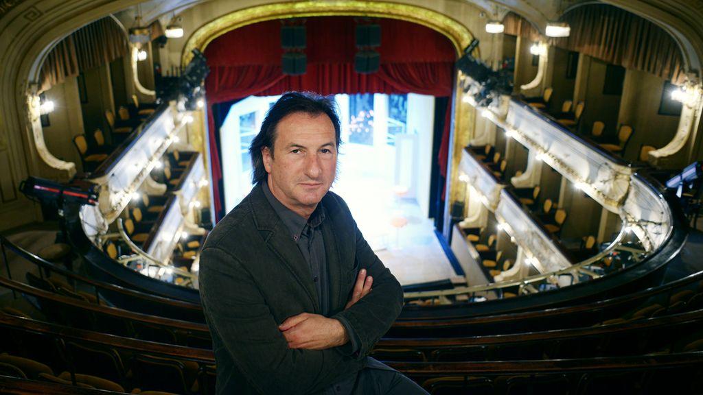 Eduard Miler: »Gledališče je samo na posodo. Za nekaj časa«