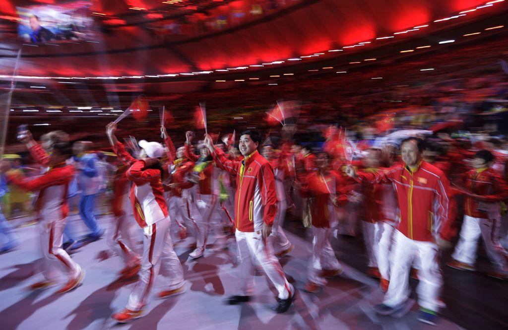Kitajska po olimpijskih igrah: Človek na prvem mestu?