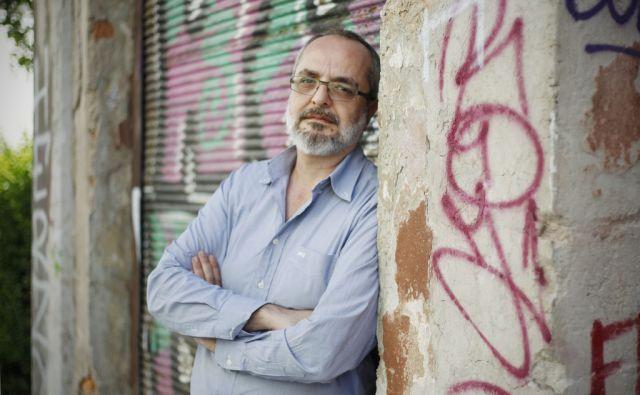 Libanonski publicist Tony Chakar v Ljubljani, 23. avgust 2016 [Tony Chakar,Ljubljana,portreti]