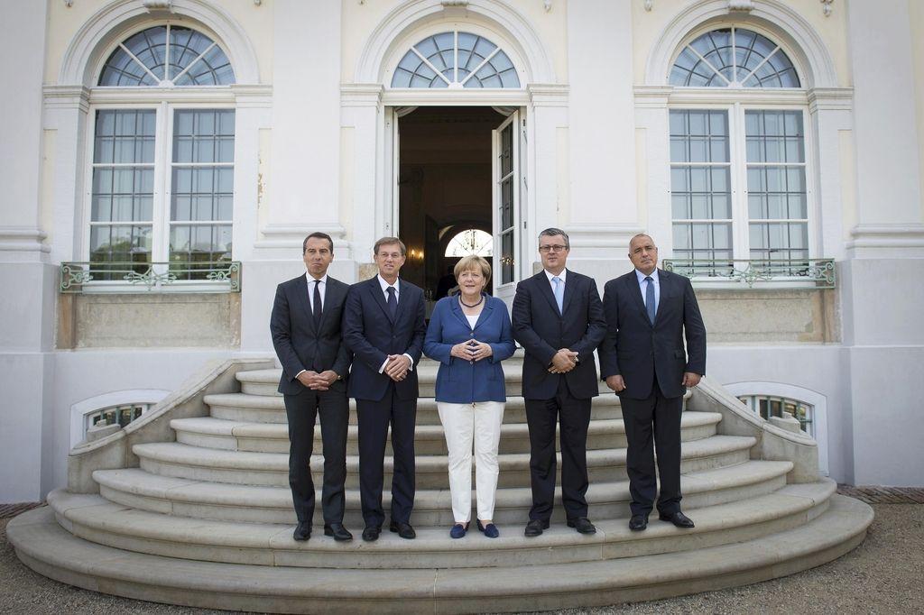 Cerar v Berlinu za enotno in močnejšo EU