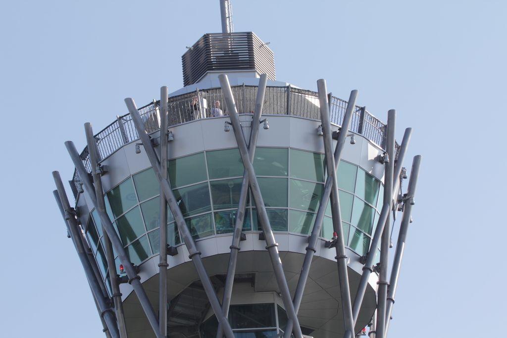 Razgledni stolp Vinarium postaja simbol turistične Lendave