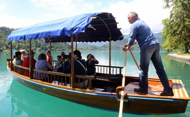 Turizem na Bledu 29.maja 2014