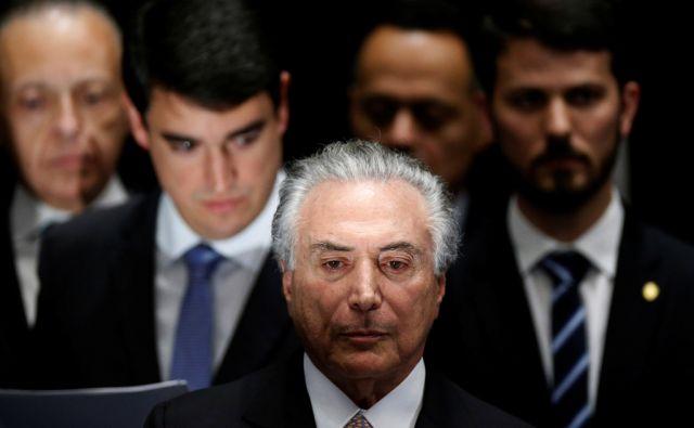 BRAZIL-IMPEACHMENT/TEMER