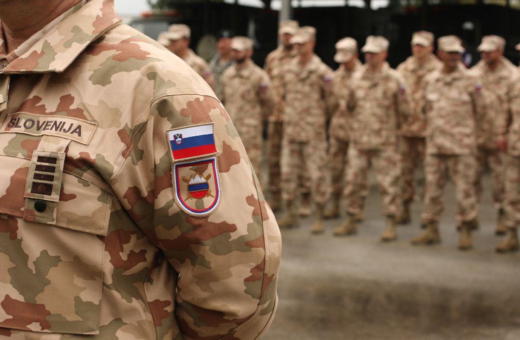 Revoltirana anketa: Slovenija naj ne pošilja vojakov na mejo z Rusijo