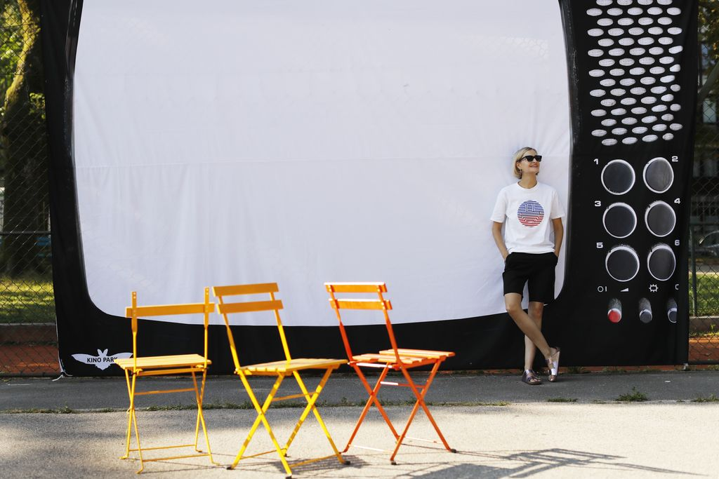 Osebno z Zalo Velkavrh: Kinoprogramerka na prostem