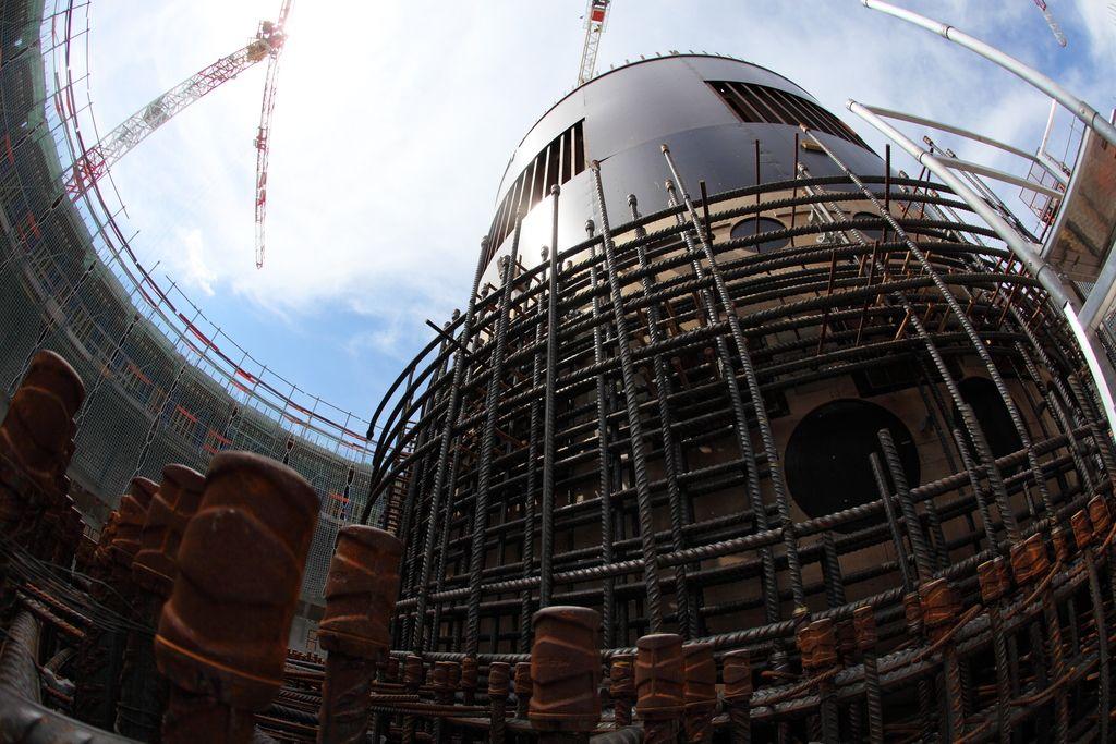 Reaktor v Cadarachu varen pred najhujšim potresom