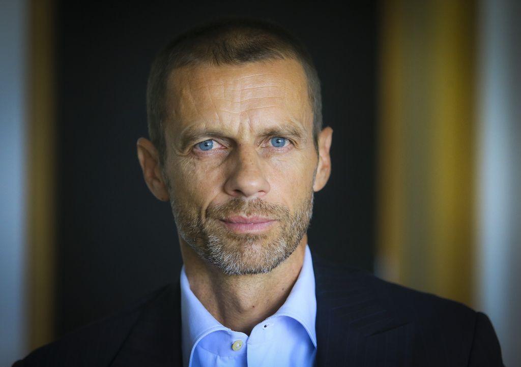 Portret tedna: Aleksander Čeferin