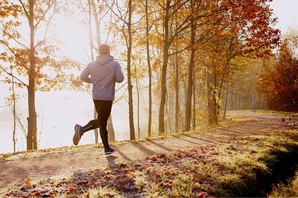 Polet O2:  Trail tek je največji kurilec maščob