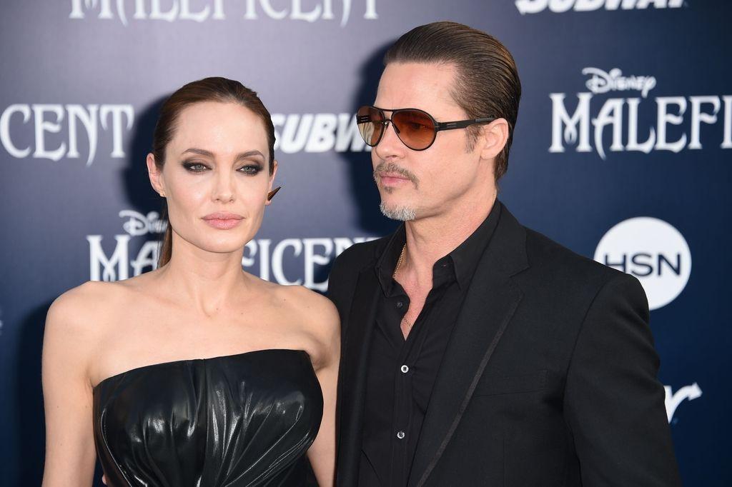 Angelina Jolie in Brad Pitt se ločujeta
