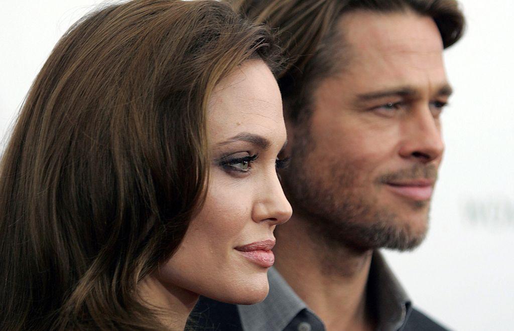 Brangelina: Otroci ostajajo z Joliejevo, Pitt jih bo obiskoval