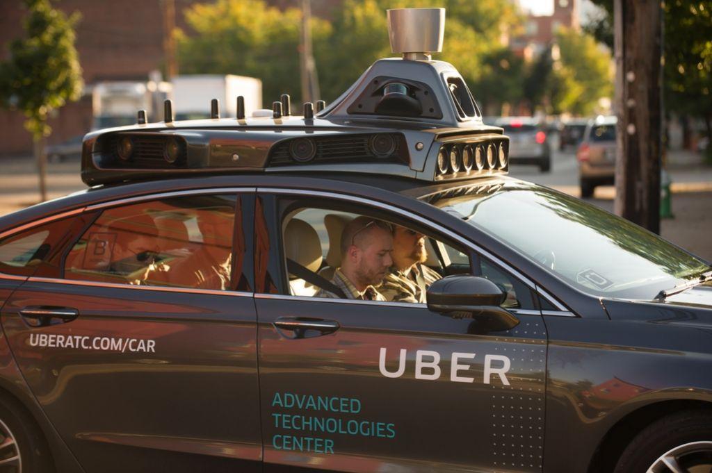 Sindikat prometa in zvez proti Uberju