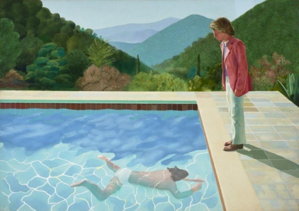 Prihodnje leto največa retrospektiva Davida Hockneyja doslej