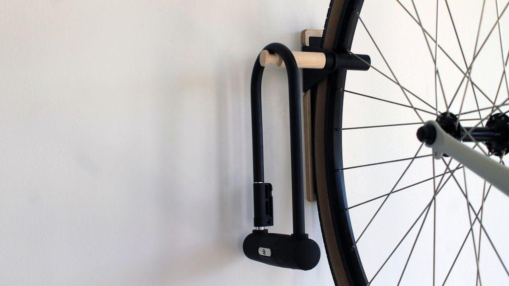 Polet O2: Kljuka za kolesa