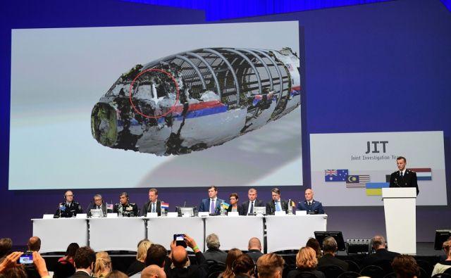 NETHERLANDS-RUSSIA-UKRAINE-CONFLICT-MH17