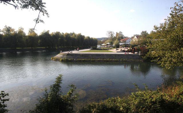 Na spici. V Ljubljani 27.9.2016{spica.Ljubljanica.