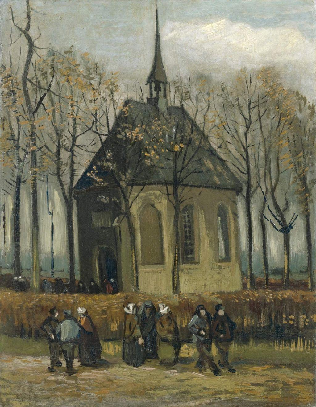 Po skoraj desetletju in pol odkrili ukradeni mojstrovini iz Van Goghovega muzeja