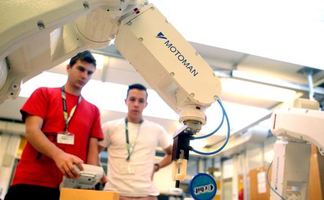 šipić robotika
