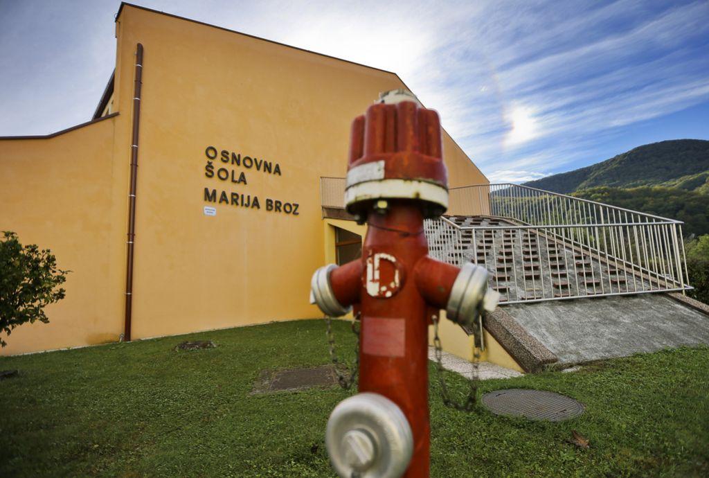 »Hodimo v najboljšo šolo v Sloveniji«